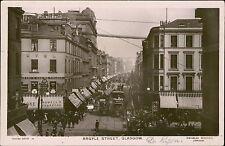 Argyle Street, Glasgow. Paisley Tram 574.  Shops. 1907 - France    JD.982