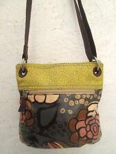 Authentique sac à main bandoulière FOSSIL vintage bag