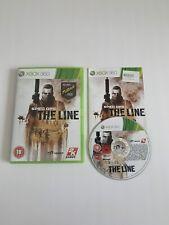 Spec Ops: The Line-Microsoft Xbox 360-Free P + P