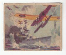 "[61353] 1938 ACTION GUM #2 ""TORPEDO BOMBERS"" (GOUDY GUM CO.)"