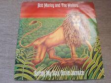Bob Marley & The Wailers – Satisfy My Soul / Smile Jamaica 7 inch single reggae
