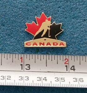ÉQUIPE CANADA TEAM  LOGO PIN # U643