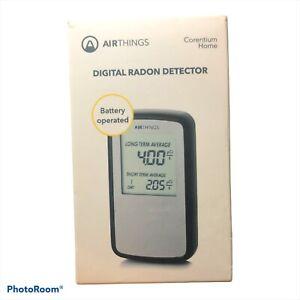 Airthings Corentium Home Digital Radon Detector
