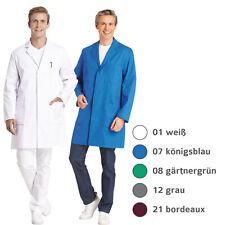 Leiber Herren Herrenmantel Arztkittel Arztmantel Kittel Berufsmantel