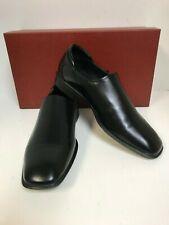 Donald Pliner Men's Dex-30 Black Nappa Stretch Slipon Loafer