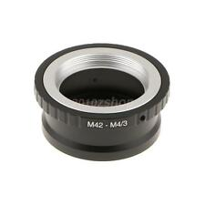 M42 - M4/3 Objektivadapter Micro 4/3 Adapter Objektiv Kamera MFT Four Thirds