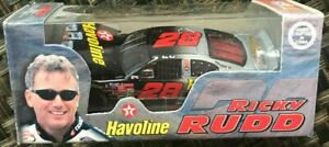 RICKY RUDD 2001 HAVOLINE BUD SHOOTOUT 1/64 ACTION DIECAST FORD CAR 1/1,584