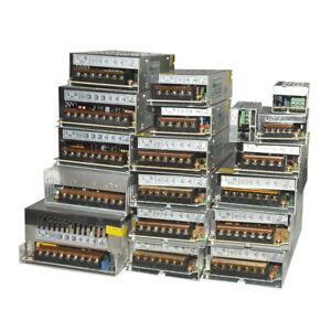 DC5V 12V 24V 36V 48V Switch Power Supply Driver For LED Strip  AC 110V-220V