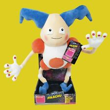 Pokemon Detective Pikachu Mr. Mime Soft Stuffed Plush Doll Toy - 12 Inch New