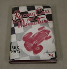 Racing Cars in Miniature, Rex Hays, Tether Car Diagrams, Photos, Plans 1951