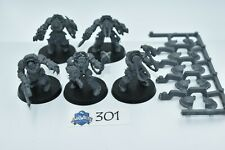 5 terminators, chaos space marine, warhammer 40k