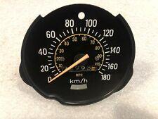 TESTED 79-80 Camaro Z28 180 km/h Speedometer Berlinetta Chevy Speedo 1979 1980