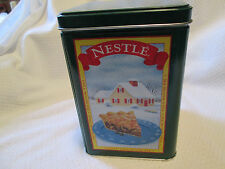 Nestle Tin Limited Edition Toll House Pie   Empty
