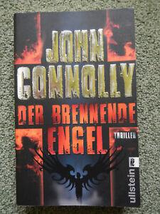 Der brennende Engel von John Connolly Roman Thriller Taschenbuch Ullstein Verlag