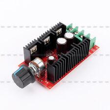 10-50V 40A DC Motor Speed Control PWM HHO RC Controller 12V 24V 36V 2000W New