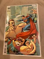 Superman/Top Cat 1 - Variant Edition -Comic Book B45-43