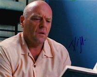 DEAN NORRIS SIGNED 8X10 PHOTO AUTHENTIC AUTOGRAPH BREAKING BAD HANK UNDER DOME B