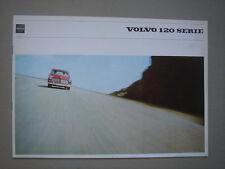 VOLVO  120 Serie    Brochure/Prospekt  1965/66.