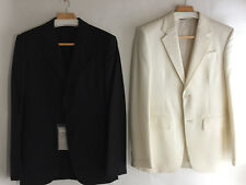 NEW BNWT £1070 (£535x2) PAIR BLK DNM NYC BLAZERS SPORTS COATS JACKETS UK SIZE 40