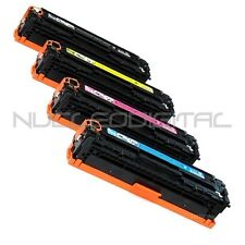 4x toner compatible  HP 305A HP Laserjet Pro 400 color M 451DN M 451DW M 451NW
