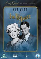 I'M NO ANGEL (1933) Mae West / Cary Grant (R2 DVD) Classic Romantic Comedy