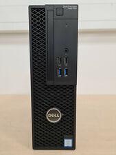 Dell T3420 - Xeon E3-1270v5@3.60GHz, 32GB DDR4, 256GB M.2+1TB, Quadro P1000, W10