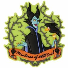 Highly Collectible Top Quality Durable Magnet Soft Touch Maleficent with Crow