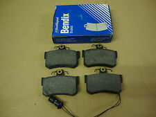 Rover 800 Series All Models With Lucas Brks 1986 -1991  572124B Rear Disc Pads