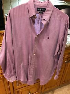 Ralph Lauren long sleeve shirt
