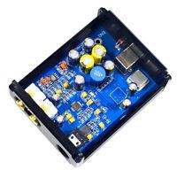 ES9028Q2M SA9023 USB Decoder DAC Heasphone Sound Card Headphone Amplifier