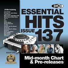 DMC Essential Hits 137 Chart Music DJ CD