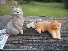 PERSIAN CATS  by CollectA; toy/cat NICE/88330/88329