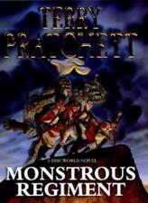 Monstrous Regiment A Discworld Novel By Terry Pratchett