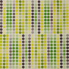 ♥ PUNKTE grün schwarz ♥ XXL Dekostoff Baumwolle 50x280