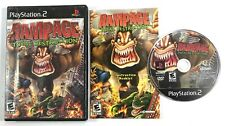 Rampage: Total Destruction PS2 Sony PlayStation 2 Complete Game Case & Manual