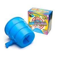Air Zooka Fun Shooting Kids Air Launcher Blue Blasting Cannon Toy