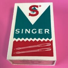 Box Of 50 Singer Industrial Sewing Needles 151X23 Size 10 -Free Shipping-