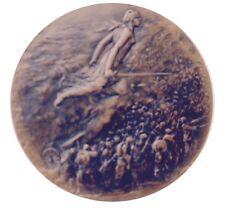 WW.1 Battle of Marne Commemorative Bronze Medal / Jules-Prosper Legastelois. M55