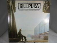 BILL PUKA s/t LP 1970s Singer-Songwriter/Folk, w/ insert VG+ cover VG+
