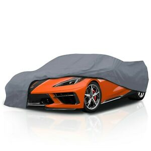 [CCT] 5 Layer Weather/Waterproof Full Car Cover For Chevy Corvette C8 2020