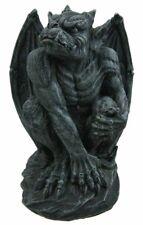 "6.5"" Winged Medieval Gargoyle Statue Guardian Home Outdoor Garden Figurine Decor"