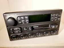 Radio / Cassette Tape Player F8Af-19B132-Aa Ford F150 Pickup 97-04