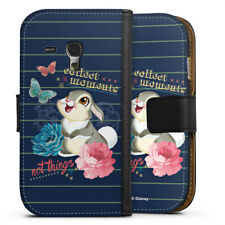 Samsung Galaxy S3 mini Tasche Hülle Flip Case - Collect Moments cute