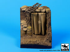 Blackdog Models 1/35 WORLD WAR I TRENCH ENTRANCE Resin Display Base