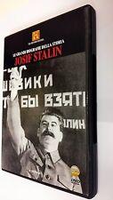 Le Grandi Biografie della Storia JOSIF STALIN DVD