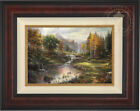 Thomas Kinkade Reflections of Family 12 x 18 Limited Edition S/N Canvas