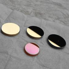3 Stück Spiegel Ø 20mm und 1 Linse Ø12mm F=50,8mm für Lasergraviermaschine