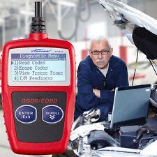 MS309 Diagnostic Scanner CAN EOBD OBDII OBD2 Code Reader Car Engine Check Tool