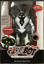 NEW IN BOX WowWee Joebot the Robot 2008 hard to find collectors item mint look!