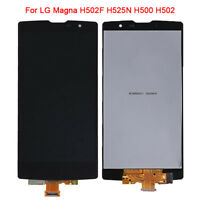 For LG Magna H500 H502 H525N H502F Replacement Touch Screen LCD Digitizer black